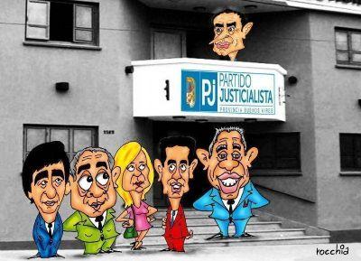 La Plata: lejos del poder real, comienza la puja partidaria en el seno del PJ