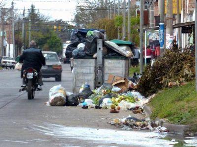 La basura está al tope de los reclamos en el Concejo rosarino