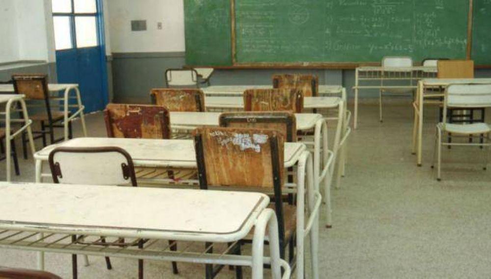 Sadop podría votar un paro docente si no mejora la oferta salarial