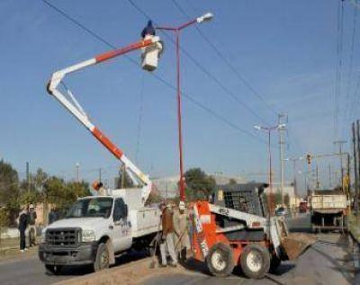 Direcci�n municipal de Electricidad emiti� su informe mensual