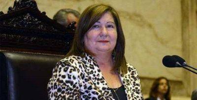 Diputada santiagueña integra el podio de los legisladores con más actividad