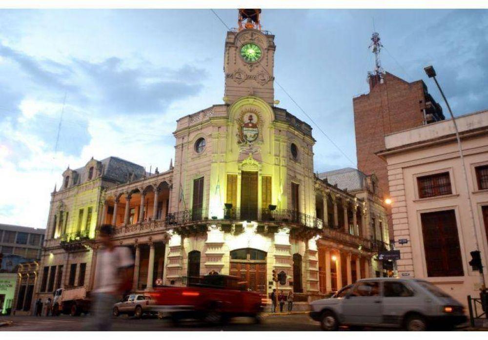 Municipales de Paraná nucleados en ATE realizan este lunes paro de actividades