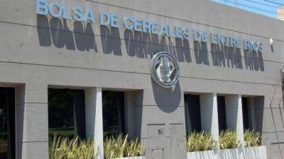 Funcionarios nacionales visitaron la Bolsa de Cereales de Entre Ríos