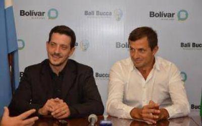 Bolívar: Bucca se reunió con el sobrino del Papa Francisco