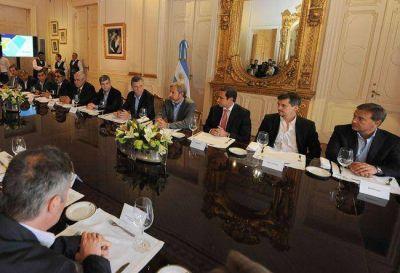 Altolaguirre se reunió con Macri en Olivos