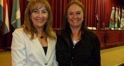 Mirta Lapad es la nueva Presidente del Colegio de Gobierno del Ministerio Público de la Provincia de Salta