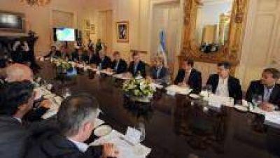Alfaro le pidió a Macri recursos sin mediación del gobierno provincial