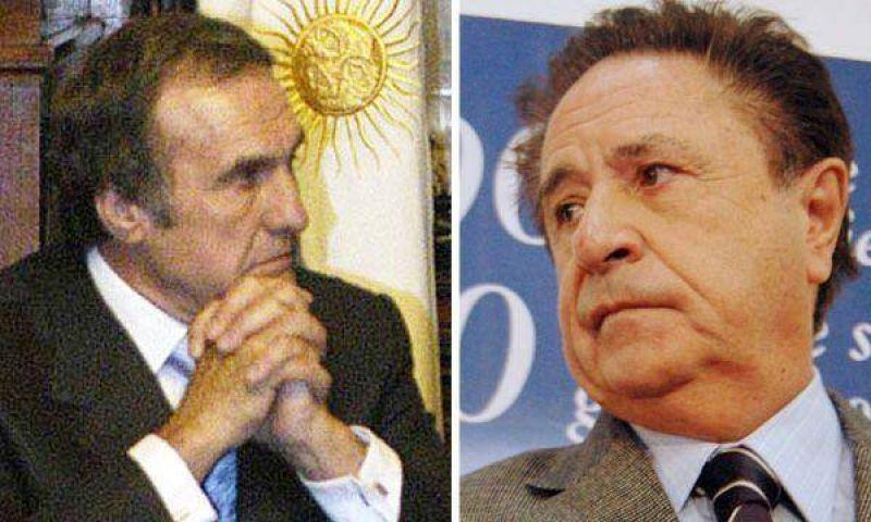 "Reutemann: ""Si Duhalde lo puso a Kirchner, que Duhalde lo saque"""