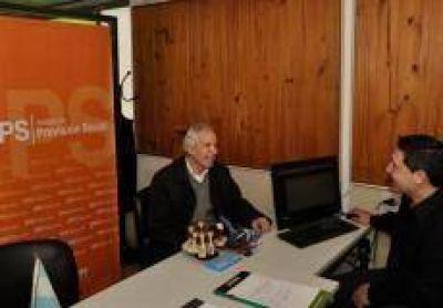 Salazar gestionó un Centro de Atención Previsional ante el IPS