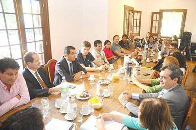 Ciudad Judicial: quieren instalar el proyecto en la agenda bonaerense