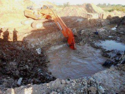 Agua Potable y Saneamiento: sancionarán a quienes dañen la infraestructura sanitaria