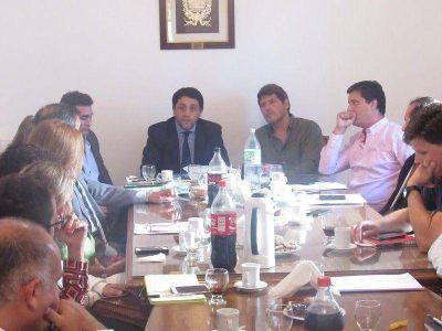 El proyecto de Ciudad Judicial recibió el respaldo legislativo