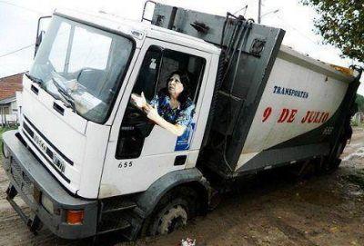 ¿Cuál es el entremés bochornoso del servicio de la recolección de residuos?