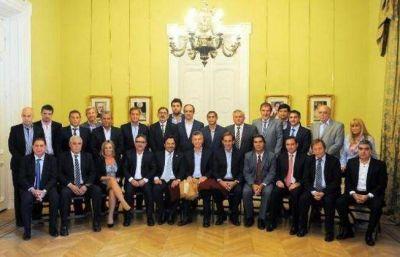 Capitanich le planteó a Macri el reclamo por la coparticipación