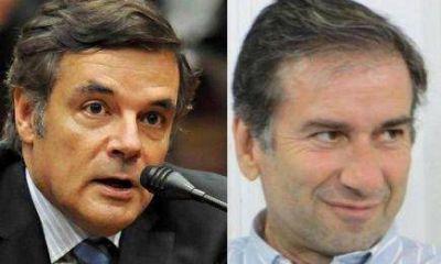 Reunión clave entre Carlos Rovira (FR) y Humberto Schiavoni (Pro)