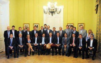 Intendentes pidieron a Macri fondos para obras