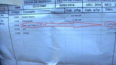 Concejales de Cambiemos se ausentaron de la sesión en el HCD y el intendente los multó