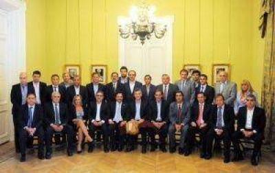 Jalil: la reunión de Macri con los intendentes fue