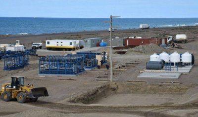 Planta de ósmosis inversa de Caleta Olivia comenzará a funcionar a fines de octubre
