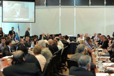 El oficialismo logró dictamen para el proyecto de acuerdo con los buitres