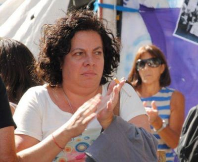 Verónica Beresiarte reivindicó la lucha de las mujeres en su día