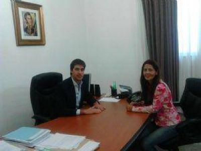 Adrian Pérez llega a Salta a firmar convenios con Gustavo Sáenz