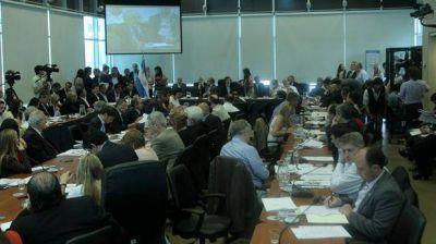 No hay unanimidad en el FPV para frustrar la sesión e iría dividido