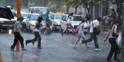 Continúa la alerta meteorológica para Tucumán