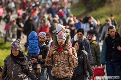 Eslovenia cierra su frontera y clausura la ruta balcánica