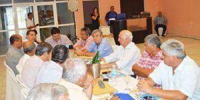 Intendentes de toda la provincia se reunieron