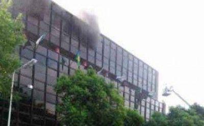 Oficialismo y oposición pedirán informes por el incendio en la Municipalidad