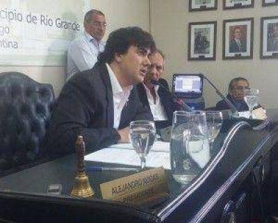 Nogar elevó pedido de informe al TCM sobre situación financiera del Concejo