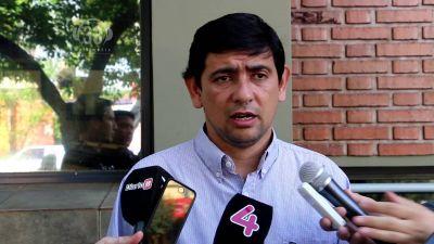 Losada pidió a Macri obras, mayor coparticipación y competitividad comercial para Posadas