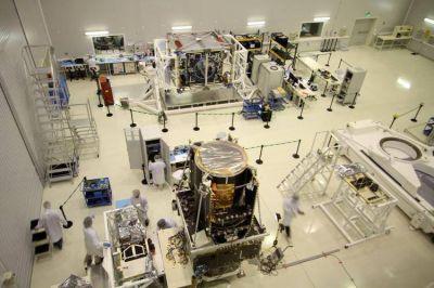 En Invap esperan la llegada de la NASA para volver a fabricar sat�lites en conjunto