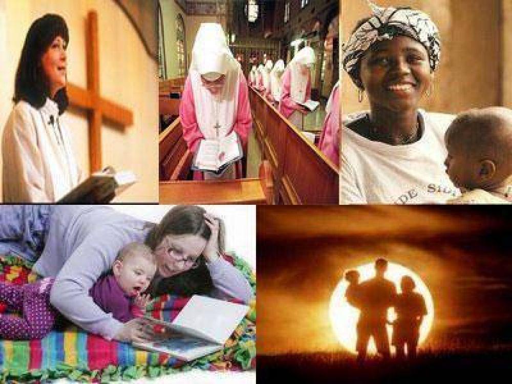 Obispos argentinos destacan el papel de la mujer en la sociedad