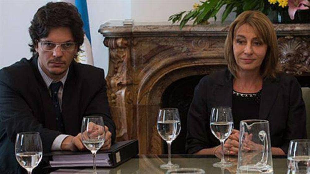 Gils Carbó nombró a un nuevo fiscal en la UFI-AMIA