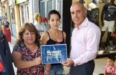 """Gustavo Spalletti se sumó a la campaña """"Mujeres en la Corte"""""""