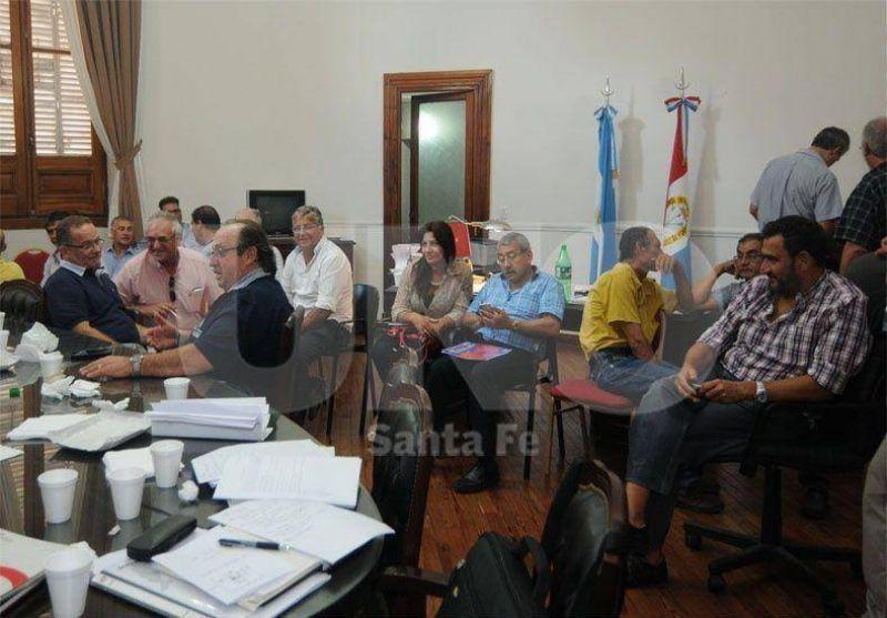 Los municipales van al paro jueves y viernes pese a la conciliaci�n obligatoria