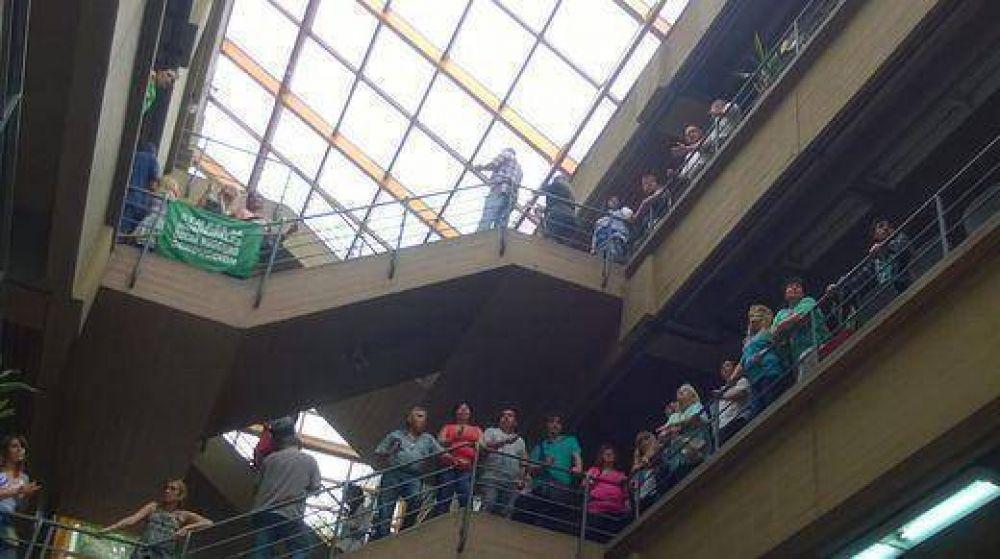 Paritarias en San Martín: se rompió el diálogo y los gremios comienzan con la quita de colaboración