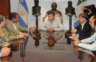 Lucha contra el narcotráfico: Nación y Provincia articulan acciones