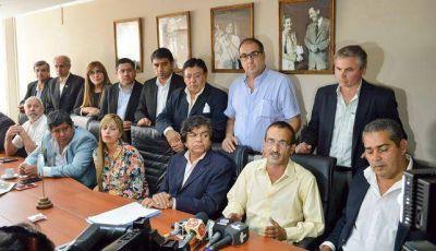 Legisladores piden por la restitución integral del 16,9% de la Coparticipación