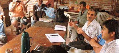 Debaten el proyecto de desarrollo agroindustrial de Nueva Esperanza