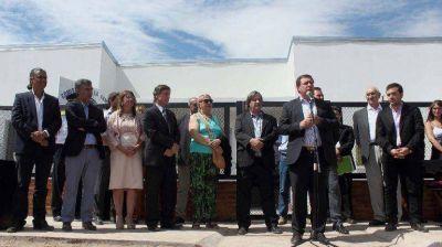 Weretilneck inauguró una Comisaría de la Familia en Catriel