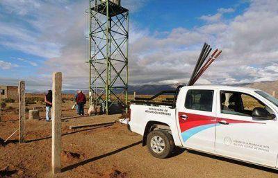 La escuela y la comunidad de Cerro Negro tendrán un mejor servicio de agua potable