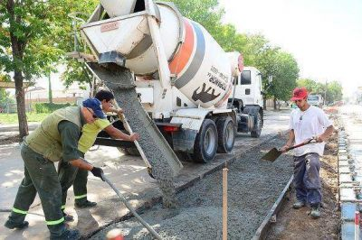 Sujarchuk avanza con la Provincia un plan de inversiones en obras