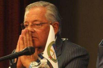 Carri� pidi� a la Justicia juje�a que investigue denuncia de corrupci�n contra Eduardo Fellner