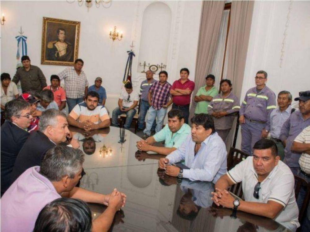 """MORALES, SOBRE LA ESPERANZA: """"RENOVAMOS COMPROMISO DE GARANTIZAR LA FUENTE DE TRABAJO"""
