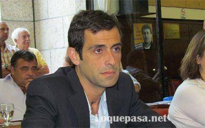 """""""Lo banco absolutamente a Emiliano Giri"""""""