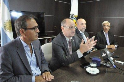 La UNCA recibió la visita del secretario de Políticas Universitarias de la Nación