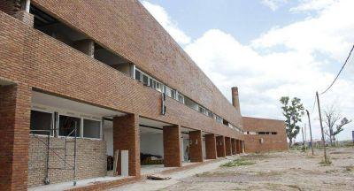 El nuevo edificio del Profesorado Provincial Nº 1 finalizará en mayo